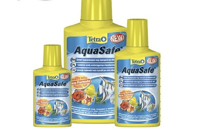 Средства по уходу за водой в аквариуме
