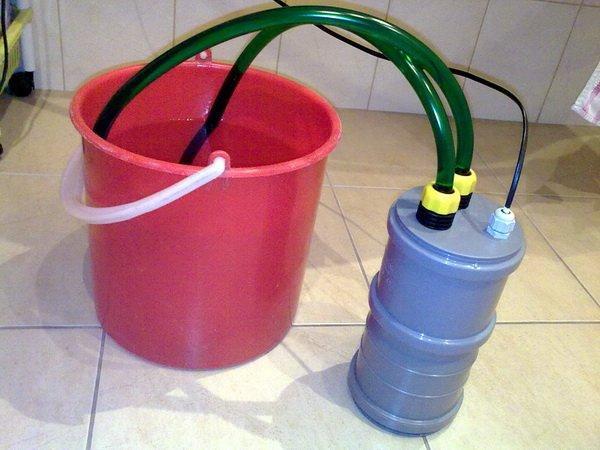 фильтр для аквариумного кулера своими руками
