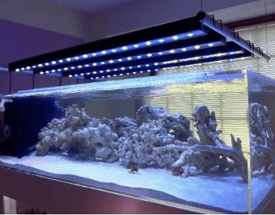 диодное освещение для аквариумов