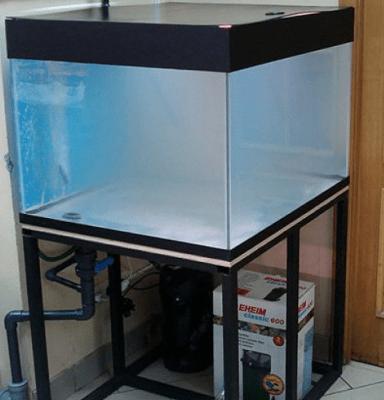 тумба для аквариума своими руками